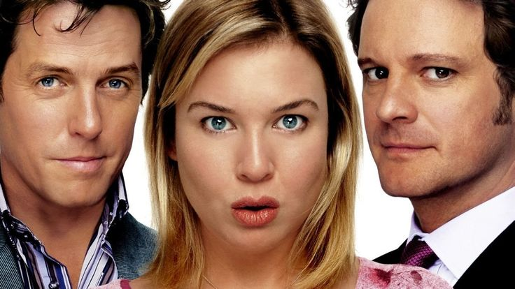 Best Comedy - Bridget Jones's Diary / Movie Full HD [1080p]