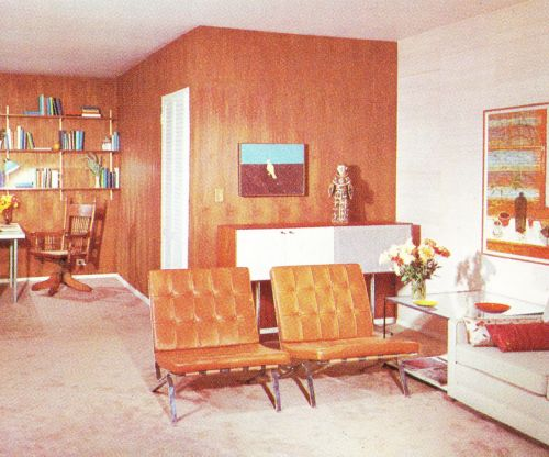 293 best 1960s Living Room images on Pinterest   Vintage interiors Room S Design House on 1960 home plans and designs, architectural house designs, 60s style house designs, 1960s graphic design, 1870's house designs, beach house designs, horror house designs, 1960s middle class houses, 80's house designs, western house designs, jazz house designs, vietnam house designs, disney house designs, late 1800s house designs, 1960s construction, usa house designs, victorian house designs, 1990s house designs, 1960s bedroom, 1930 house designs,