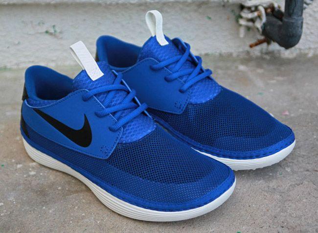 Spring 2013: Nike Solarsoft Moccasin