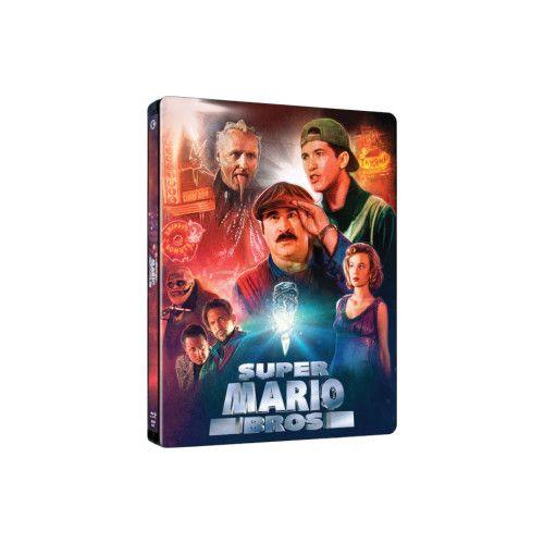 Super Mario Bros (1993) : Une édition Blu-ray Steelbook boîtier métal (HD-Numérique)
