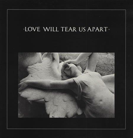 "Joy Division - Love Will Tear Us Apart 12"" (1980)"