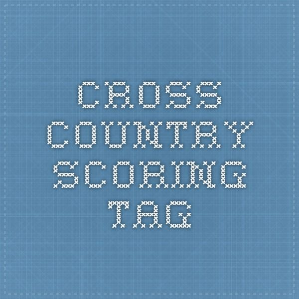 Cross Country Scoring Tag This Game Helps Bonding As Well As Building Stamina For Running Cross Country Workout Cross Country Coaching Team Bonding Activities
