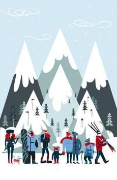 Which New England ski mountain is right for you? - The Boston Globe