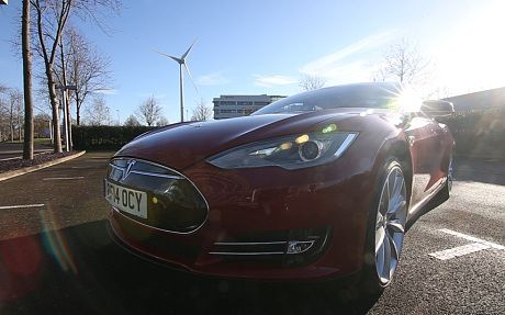 Video: Tesla Model S: the most important car of the last 20 years - Telegraph