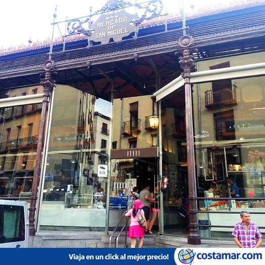 San Miguel, ubicado en el corazón de Madrid, es mucho más que un mercado. Foto: María Pía Barrientos / El Comercio)