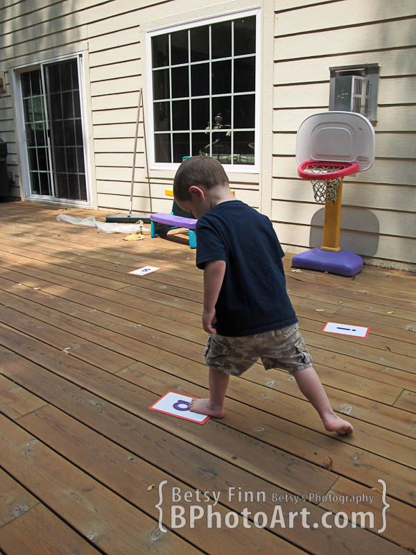 Letter Recognition Game - Betsy's Photography