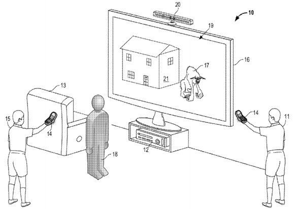 Microsoft patent applications take Kinect into mobile cameras, movie-making