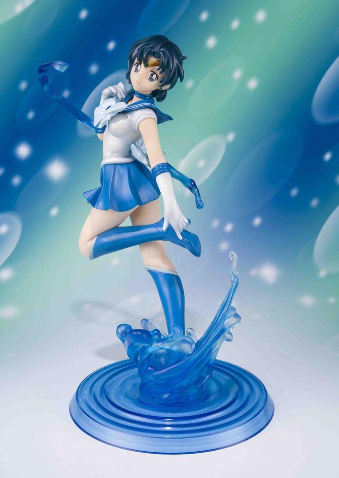 Bandai Tamashii Nations Sailor Mercury Figuarts Zero Model http://www.moonkitty.net/buy-bandai-tamashii-nations-sailor-moon-sh-figuruarts-figures-models.php #SailorMoon
