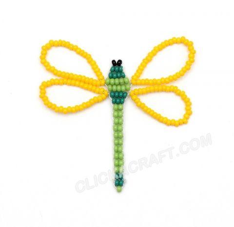 Kids Craft Dragonflys