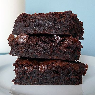 The famed brownie recipe from Baked NYC. Every bit as delicious as Oprah and Americas Test Kitchens claim it to be!