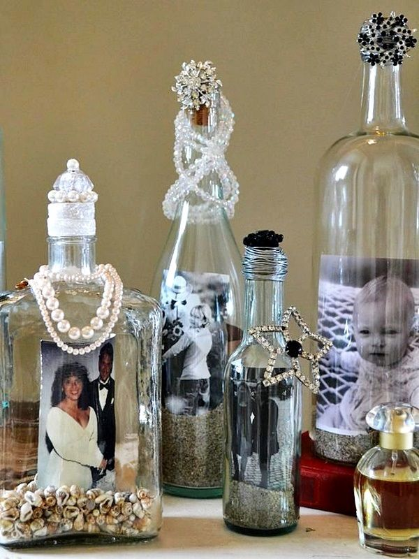 Intelligent Ways to Use Your Old Wine Bottles (27)