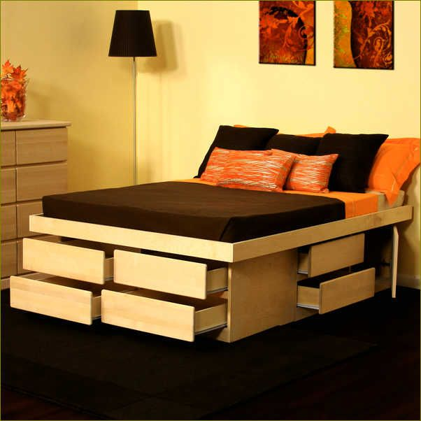 17 best images about beds on pinterest bed frame with drawers storage beds and king size. Black Bedroom Furniture Sets. Home Design Ideas