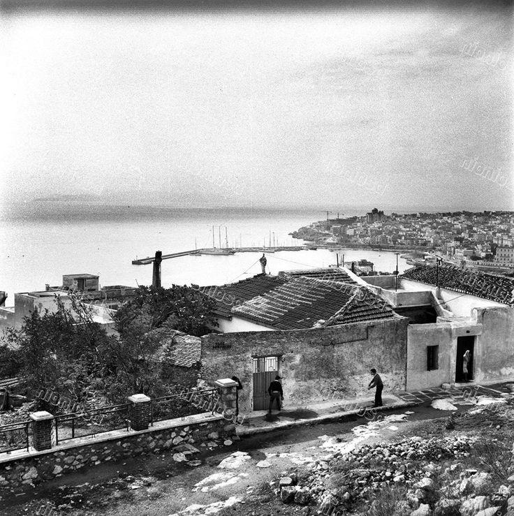 Πειραιάς, 1963. Φωτογραφία Ilse Kleemann/Γερμανικό Αρχαιολογικό Ινστιτούτο Αθηνών.