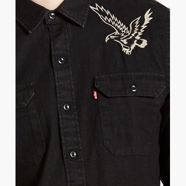 Levi's Jackson Worker Shirt - Men's 2XL
