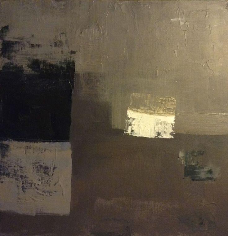 Peinture fraiche : abstrait #1 Acrylique sur toile
