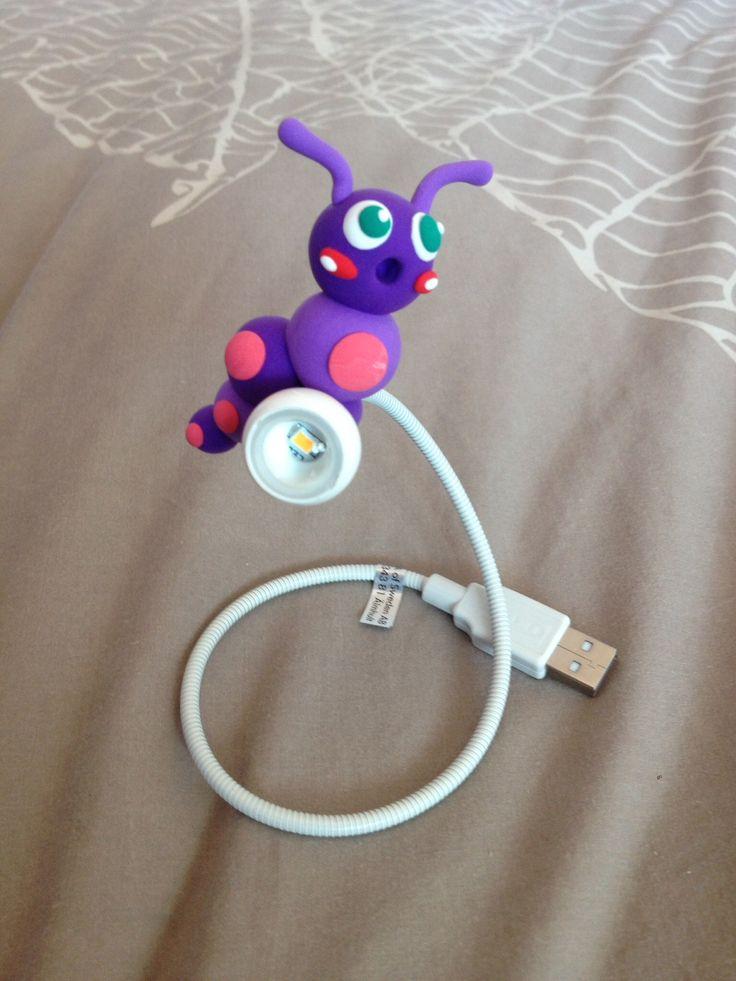 USB. Light