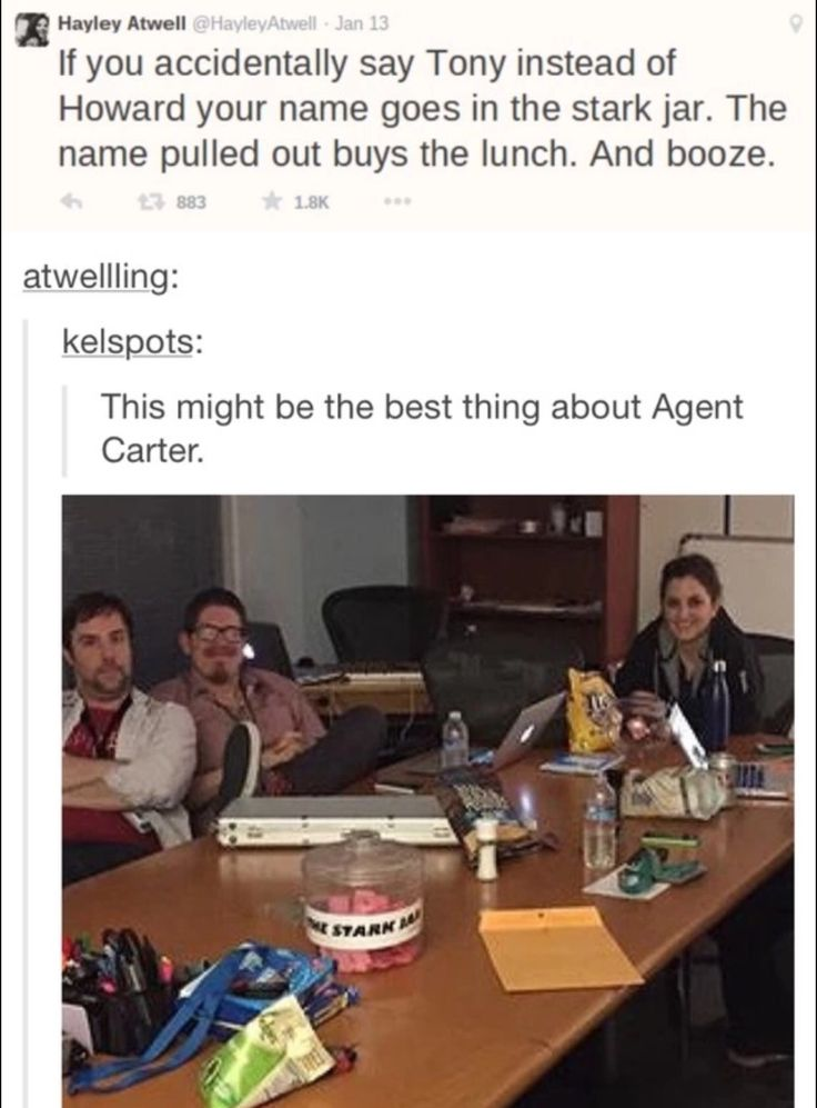 Agent Carter on set. That is GREAT! Everything I've read online makes it sound like they're all having a blast making Agent Carter. Now can we please get a second season?!?!!??!