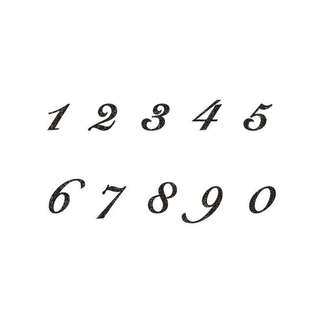 商用可 オシャレで大人っぽい雰囲気の数字のスタンプのイラスト素材になります デザインのワンポイントにおすすめです Adsbygoogle Window Adsbygoogle Push 数字デザイン レタリングデザイン アルファベット文字のデザイン