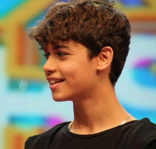 That dimple <3 #HarrisJ