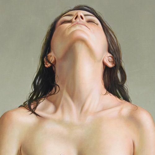 OMAR ORTIZ:  Hyper-Realistic Paintings of the Female Form - My Modern Metropolis