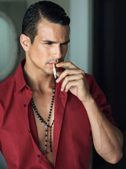 Jose Maria Manzanares, tall dark and handsome, perfection!!!