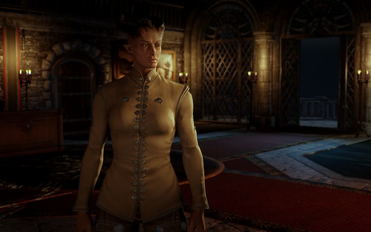 My Lady Inquisitor Marveina Adaar / Dragon Age: Inquisition Screenshot