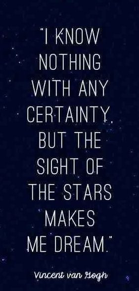 There is something about looking at the stars that is simply just magical...