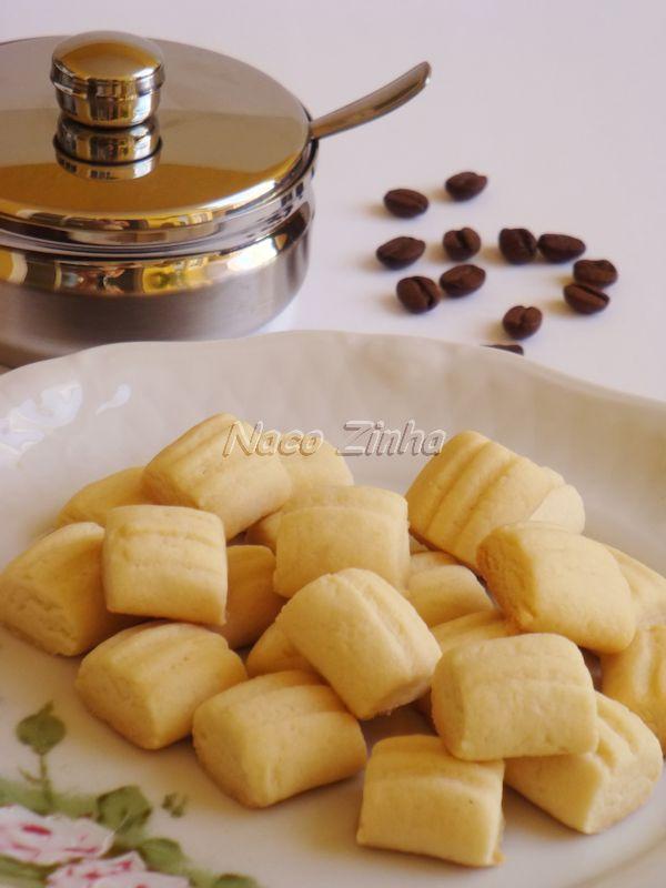 Sequilhos de fécula de batata