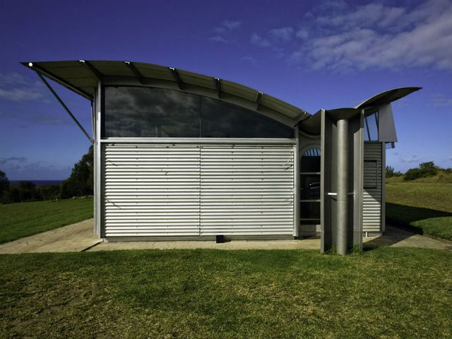 Ejemplos de Arquitectura Sustentable - Casa Glen Murcutt