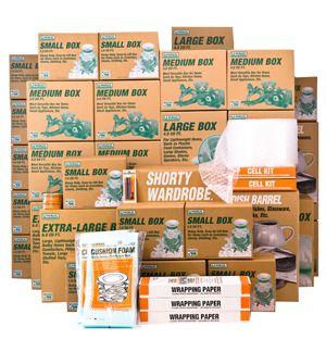 U Haul Boxes Amp Packing