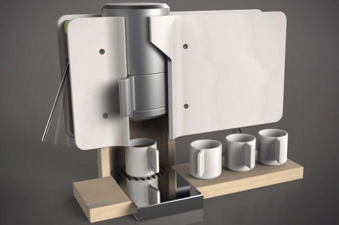 17 Best Ideas About Coffee Machine Design On Pinterest
