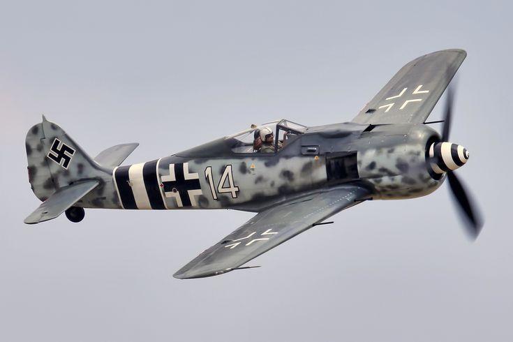 Focke Wulf FW 190   by mvonraesfeld