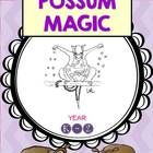 Possum Magic – Reading responses 20 pages – 14 tasks This is a fabulous book to find out about Australian food and our capital cities. These task...