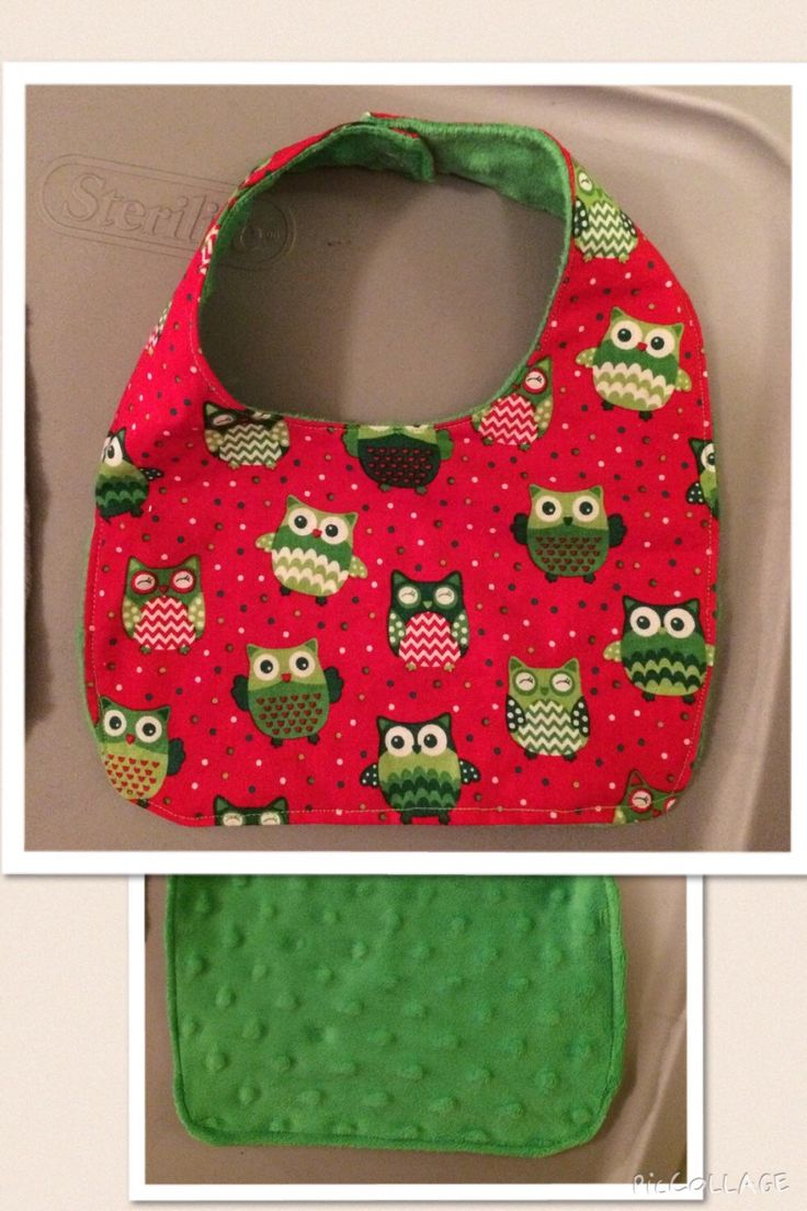 Christmas baby bibs! A personal favorite from my Etsy shop https://www.etsy.com/ca/listing/213089306/christmas-bibs
