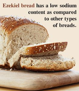 Ezekiel bread nutrition