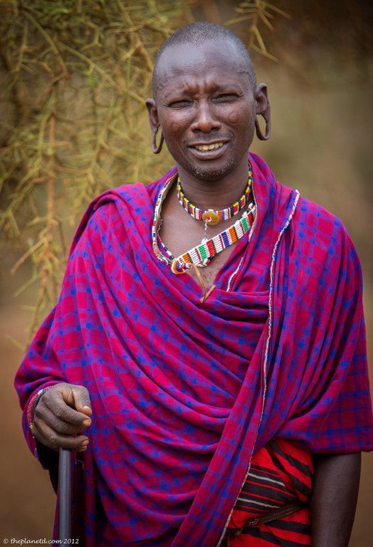 The Maasai People of Selenkay | The Planet D