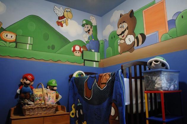 Dad Develops Old School Super Mario Work For His Son S