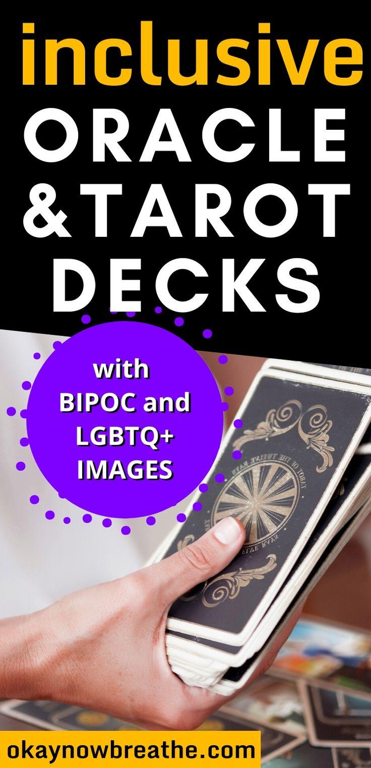 23 Diverse Tarot & Oracle Decks with BIPOC & LGBTQ+