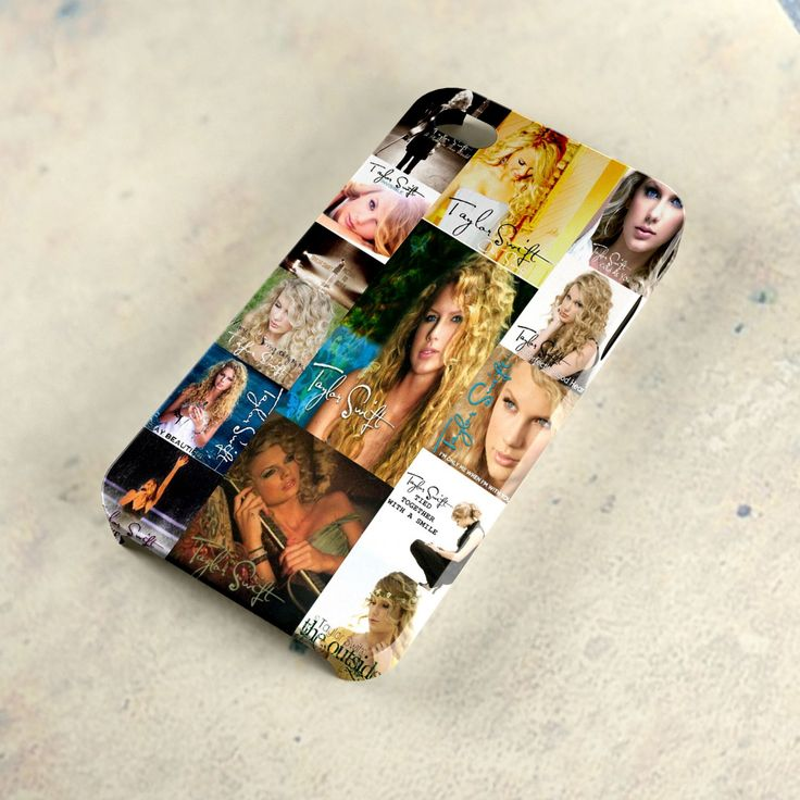 Taylor+Swift+Pop+Quote+Collage+Album+Apple+Cover+iPhone+4/4s+Case