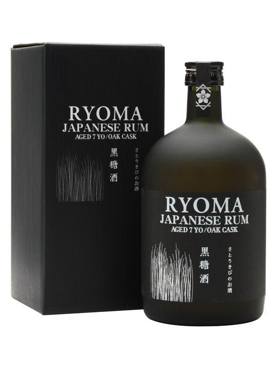 Ryoma Japanese Rum 7 Years Old