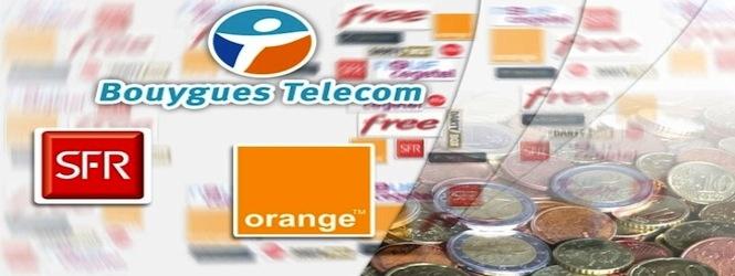 http://www.iphonophile.fr/wp-content/uploads/2012/07/SFR-Orange-Bouygues-665.jpg -          Cest bien connu, entre les quatre opérateurs du marché français qui sont SFR, Bouygues Telecom, Orange et Free, cela nest pas le grand amour! En général les communications se font par communiqué de presse inter-posés (comme ici avec SFR), voir des dépôts de... - http://www.iphonophile.fr/violente-attaque-de-free-sur-bouygues-telecom/