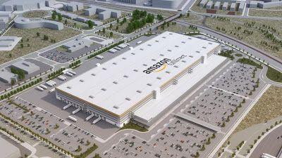 Global Ideas AVR: Amazon creará 1.500 empleos en el centro logístico...
