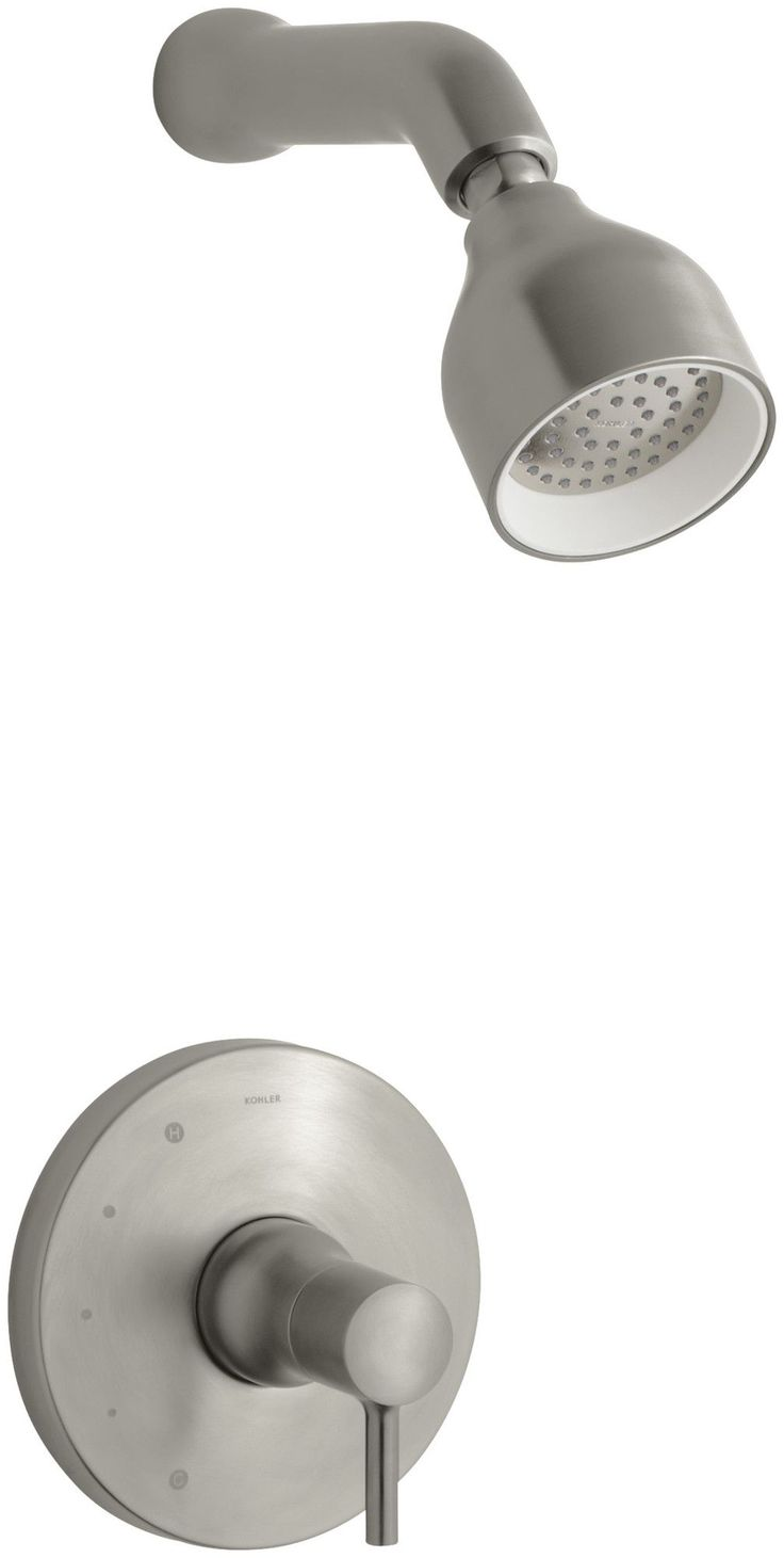 Toobi Shower Trim Less Diverter, Valve Not Included