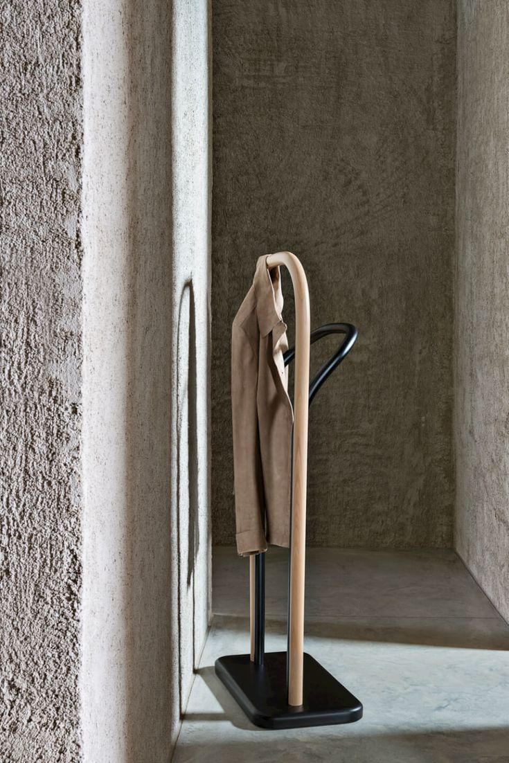 Arch Clothes Valet by FRONT for Gebrüder Thonet Vienna
