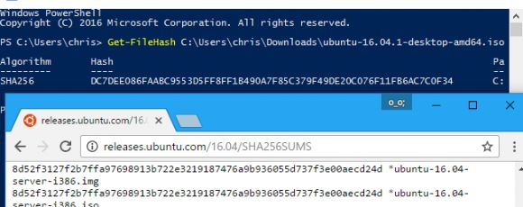 What Are MD5 SHA-1 and SHA-256 Hashes and How Do I Check Them?