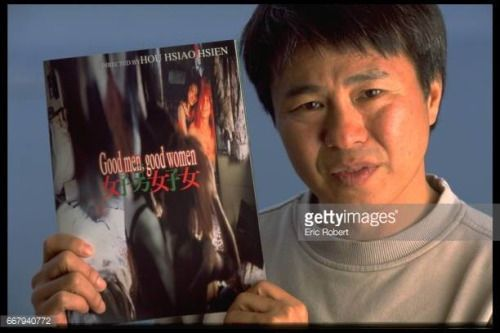 05-06 CANNES FESTIVAL: THE DIRECTOR HOU HSIAO HSIEN (Photo by... #hou: 05-06 CANNES FESTIVAL: THE DIRECTOR HOU HSIAO HSIEN (Photo by… #hou