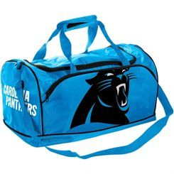 Carolina Panthers Core Extra Small Duffle Bag - Panther Blue