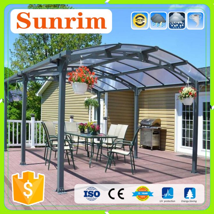 Aluminum Cantilever Carports for sale & 15 best Aluminum Carports Garages u0026amp; Canopies Polycarbonate ...