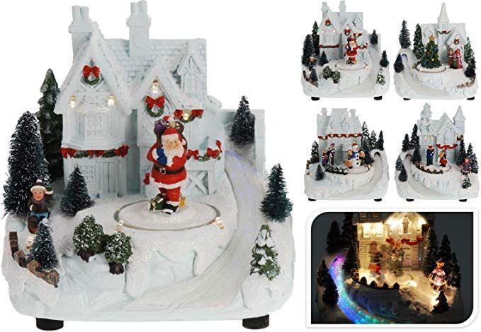 ♥ Clayre /& Eef ♥  weihnachtliche Deko Figur Mädchen mit Kerze Rot