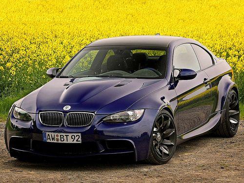 BMW M3 Modified
